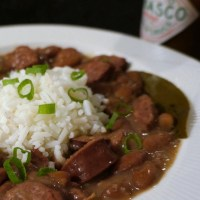 Robert Medina New Orleans Red Beans and Rice