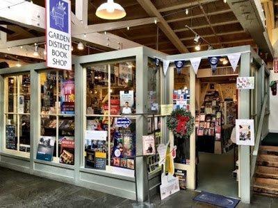 Garden District Book Shop in New Orleans