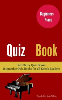 Beginners Piano Quiz Book