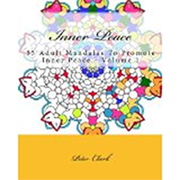 Inner Peace 1 Coloring Book Right Handed
