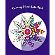 coloring minds vol 1 left handed version
