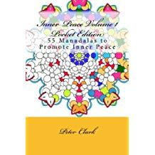 Inner Peace 1 Coloring Book Pocket Edition