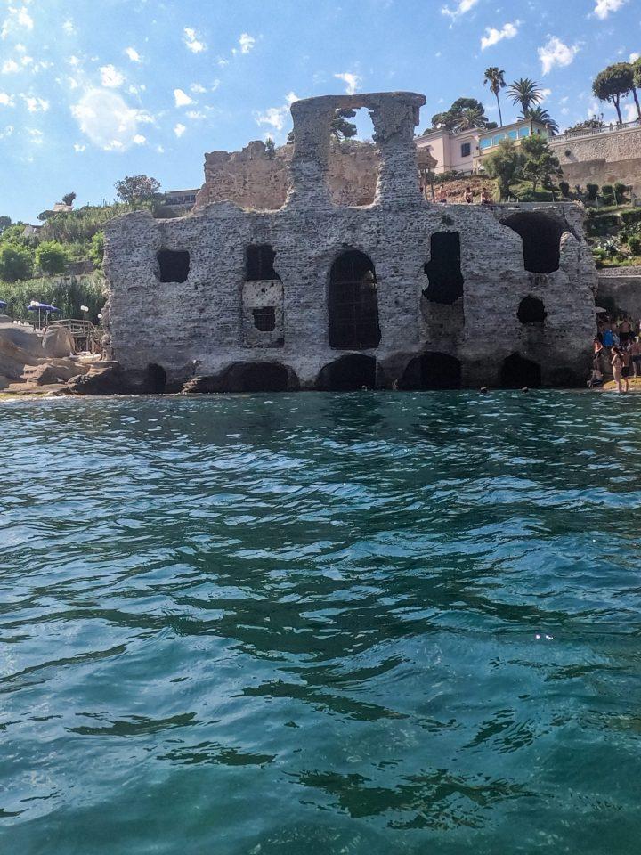Napoli kayak redbetter palazzo dei misteri