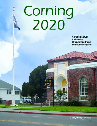Corning's Community Resource Guide and Information Directory
