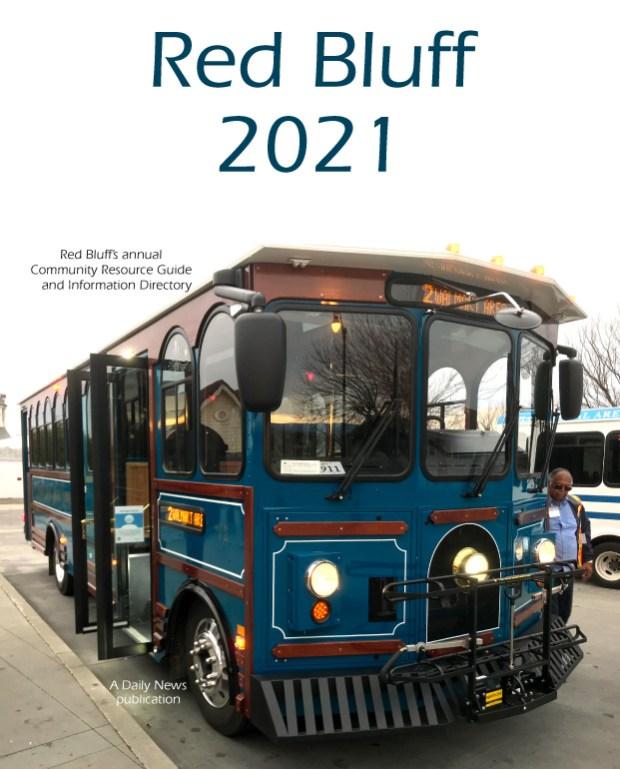 Red Bluff 2021 Magazine