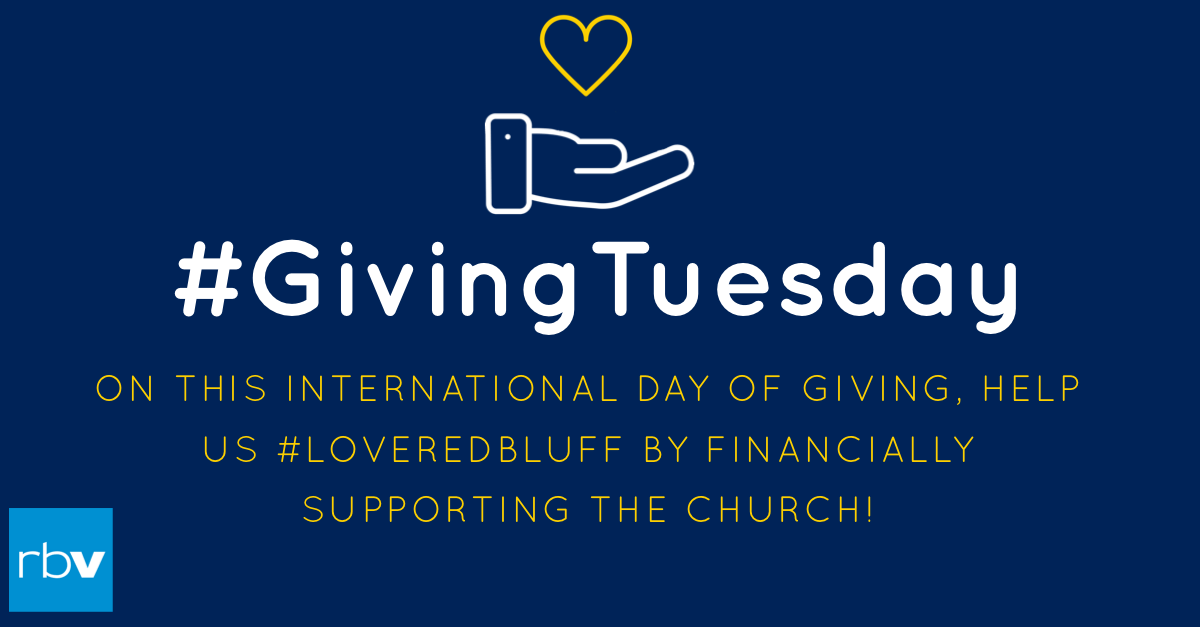 Help us today on #GivingTuesday