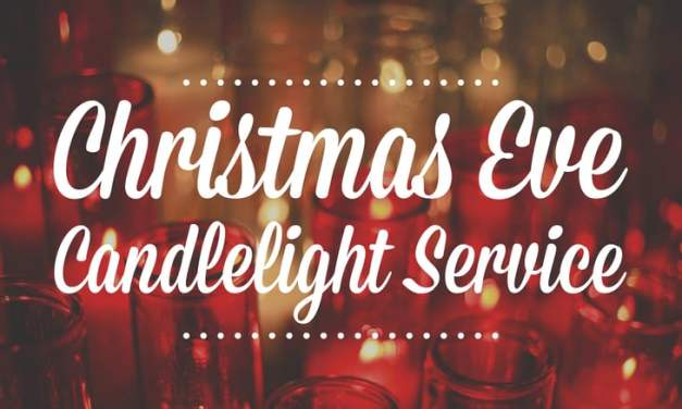 Join us on Christmas Eve! (9am and 5 & 7pm)