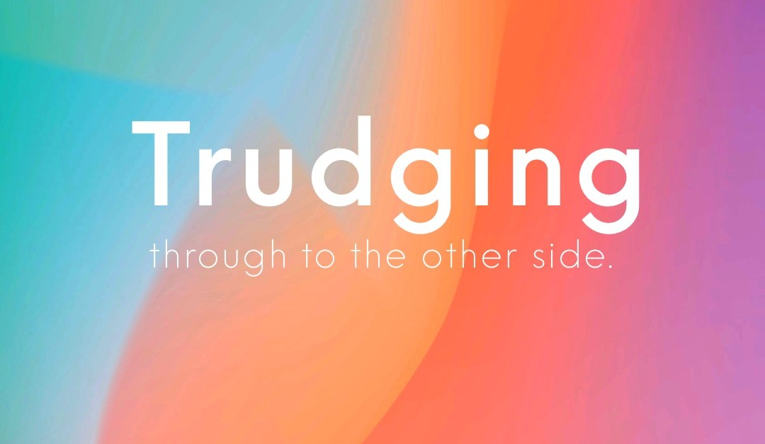 Complainers, Shouldn't, Wouldn't, Couldn'ts, and Sacrifice: Trudging through to the other side