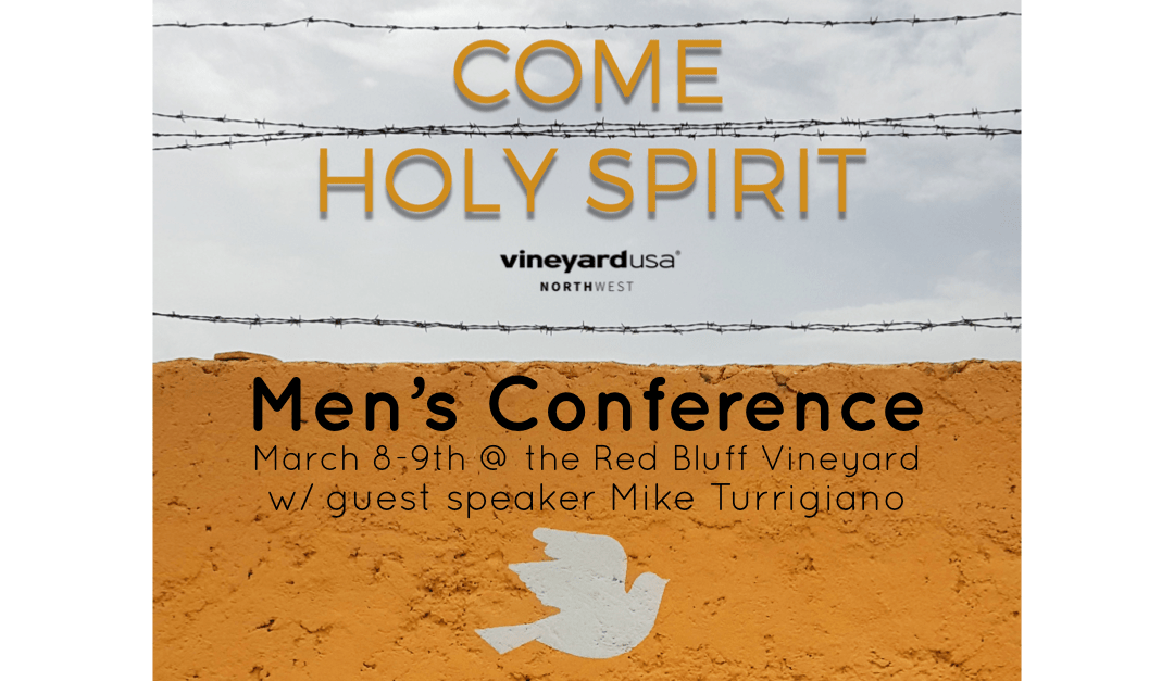 Men's Conference (March 8-9)