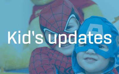 September Kids Update