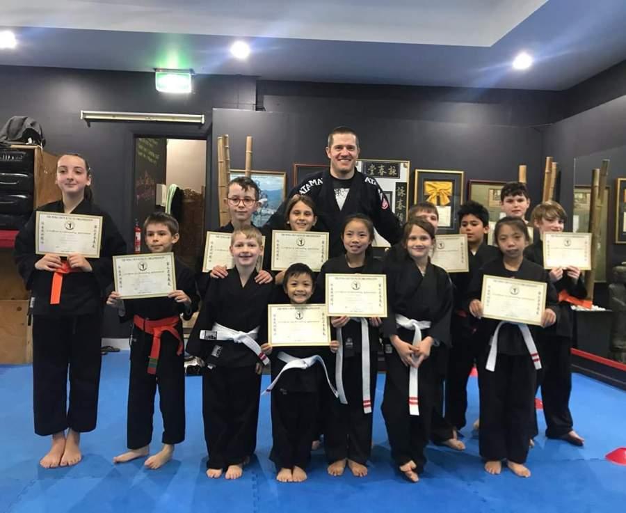 kids kung fu redfern