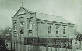 Crown Street Tabernacle