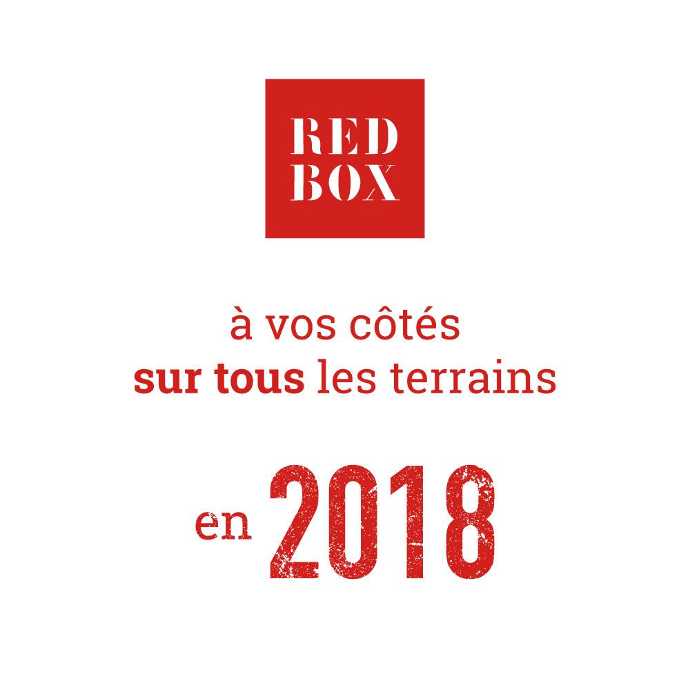 Voeux 2018 Redbox
