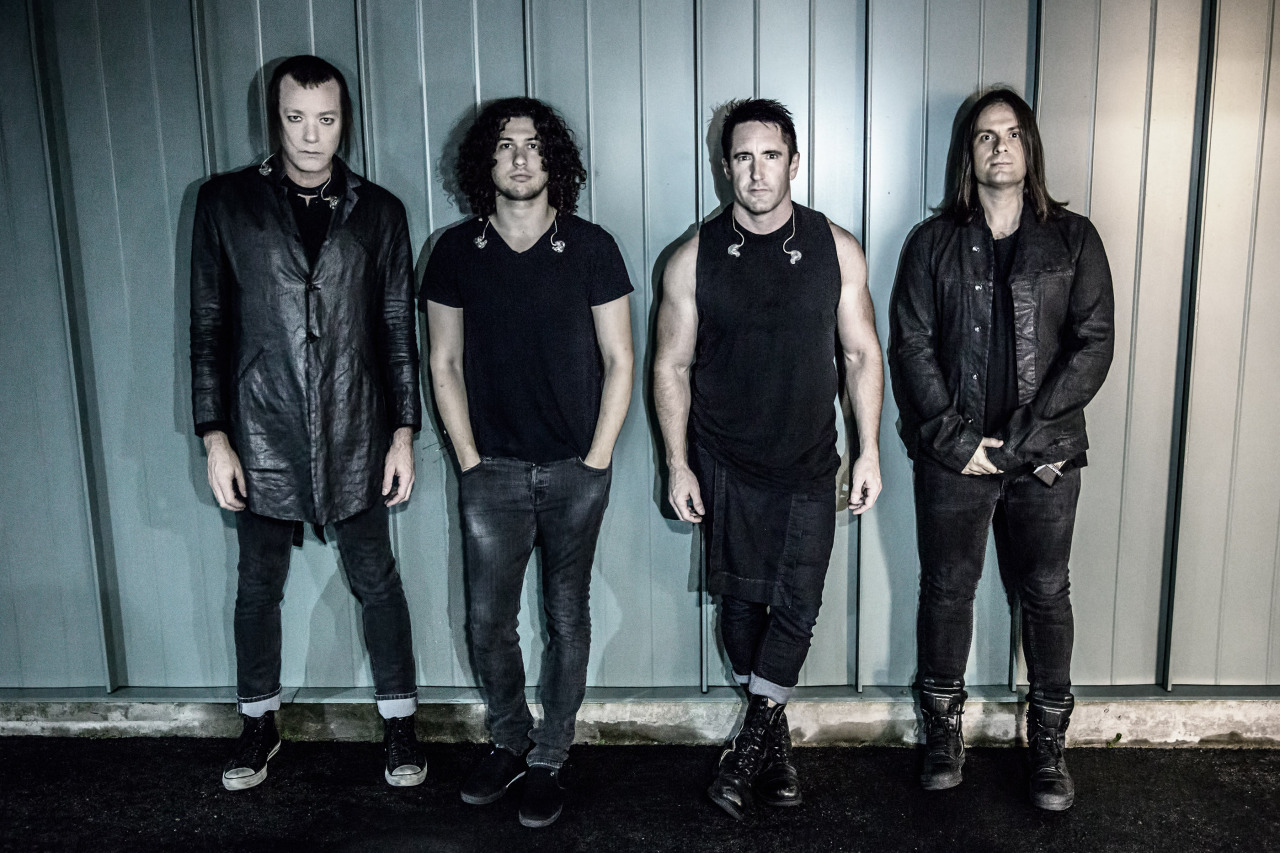 Album Review: Nine Inch Nails - Not the Actual Events | Redbrick ...