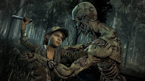 Telltale Games' fan favourite Walking Dead series stars Clementine as the main protagonist.