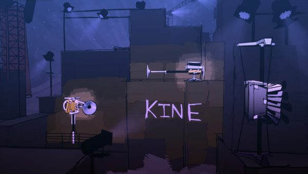 Kine impressed our writers at EGX for its innovative, groovy gameplay