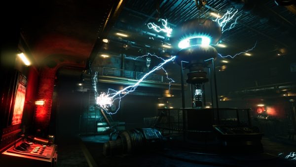Tesla coils to make you recoil are abound in Close to the Sun