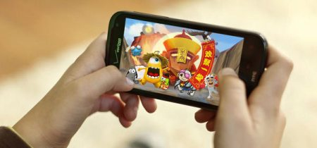 20 8  of Chinese Mobile Gamers Give up Mobile Games  Lag Far Behind     20 8 percentage of Chinese Mobile Gamers Give up Mobile