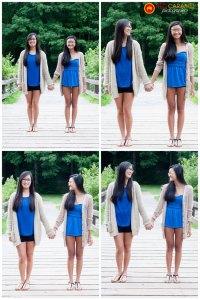 Kristen and Lisette