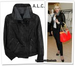 Celebrities Love...A.L.C. Motorcycle Leather Jackets
