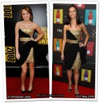 Who Wore Marchesa Better? Miley Cyrus or Georgina Chapman