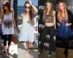 Lindsay Lohan Loves Topshop