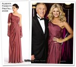 Runway To Strictly Come Dancing - Tess Daly In Alberta Ferretti