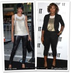 Who Wore Gryphon Better? Ciara or Serena Williams
