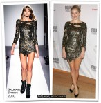 """Runway To """"After Miss Julie"""" Broadway Opening Night After Party - Sienna Miller In Balmain"""