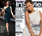 Thandie Newton For InStyle UK December 2009