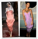 "Runway To ""Letter"" London Premiere - Thandie Newton In Vivienne Westwood Red Label"