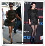 Who Wore Victoria Beckham Collection Better? Victoria Beckham or Shin Min Ah