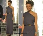 Dannii Minogue Wears Osman Yousefzada & J'Aton Couture On The X Factor Final