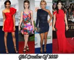 Girl Crushes Of 2009