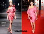 Runway To 2010 BAFTAs - Audrey Tautou In Lanvin