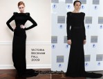 """""""The Laurence Olivier Awards"""" - Melanie Chisholm In Victoria Beckham Collection"""