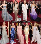 Who Was Your Best Dressed At The Oscars?