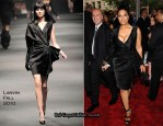 2010 Met Costume Institute Gala – Janet Jackson In Lanvin