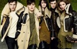 Burberry's Fall 2010 Interactive Advertising Campaign