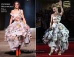 """""""Sex And The City 2"""" Japan Premiere - Sarah Jessica Parker In Vivienne Westwood"""