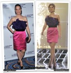 Who Wore Who Wore Ina Soltani Better? Lucy Liu or Cheryl Cole
