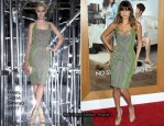 "Lake Bell In Basil Soda – ""No Strings Attached"" LA Premiere"