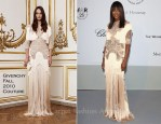 Naomi Campbell In Givenchy Couture - 2011 amfAR's Cinema Against AIDS Gala