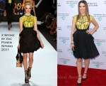 """Sophia Bush In Z Spoke by Zac Posen - """"Beauty Culture"""" At The Annenberg Space For Photography Opening Night"""