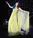 Florence Welch In Gucci - North America Tour