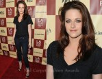 "Kristen Stewart In 7 For All Mankind & Alternative Apparel - 2011 Los Angeles Film Festival ""A Better Life"" Premiere"