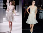 """Emma Watson In Elie Saab Couture - """"Harry Potter And The Deathly Hallows Part 2"""" World Premiere After Party"""