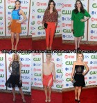 Who Was Your Best Dressed At The CBS, The CW And Showtime TCA Party?