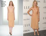 Naomi Watts In Calvin Klein - Elle's 18th Annual Women in Hollywood Tribute