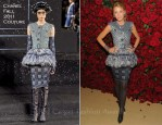 Blake Lively In Chanel Couture - MoMA Film Benefit: A Tribute To Pedro Almodovar